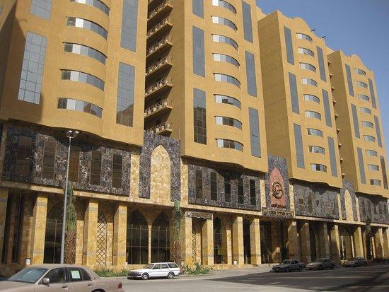 알 테이시 타워 호텔
