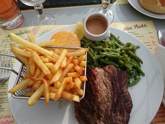 Ain, Francia: Brasserie Le Sabayon