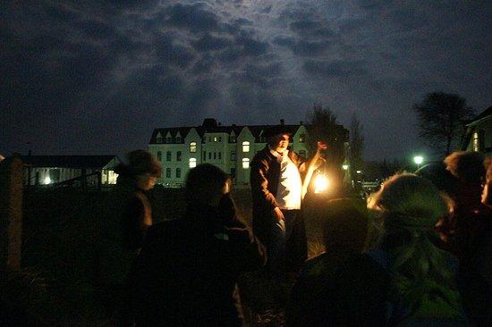 Borkum, Germania: Stadtrundgang zur Geisterstunde