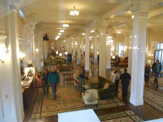 Omni Mount Washington Resort: Lobby