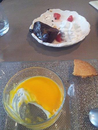 Bistro Cubano : Dessert