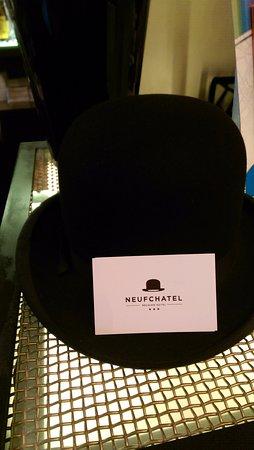 Hotel Neufchatel: Neufchatel Otel