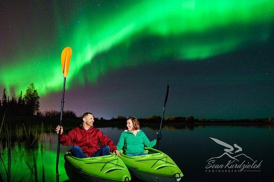 Adventures in North Pole AK.