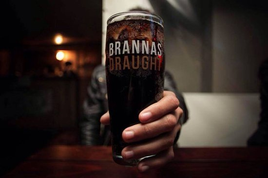 Benoni, Sudáfrica: Brannas Draught NOW on TAP