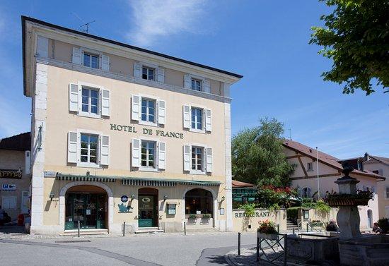 L 39 Hotel De France Prices Reviews Ferney Voltaire