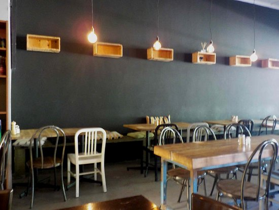 Glen Huntly, Australia: Internal dining area