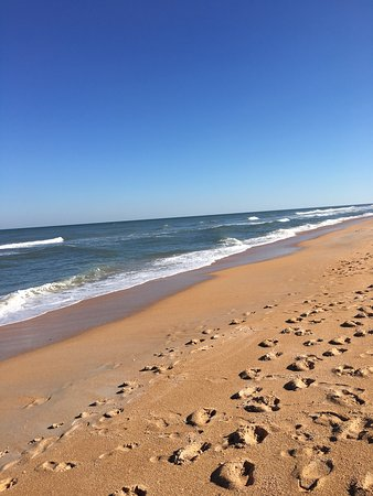 Beverly Beach Camptown Resort: Our rv spot at Beverly Beach Camptown❤