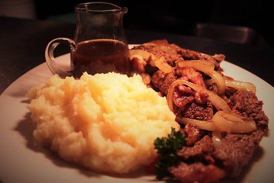 Benoni, Sydafrika: Our Famous Liver & Onions
