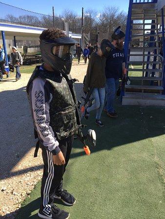 X-factor Paintball Park