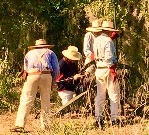Jupiter, FL: Battle of Loxshatchee Seminole War