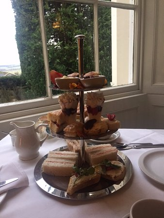 Roundthorn Country House: AFTERNOON TEA