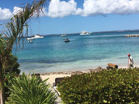 Hotel Riu Palace St Martin: Beach area just magnificant!!