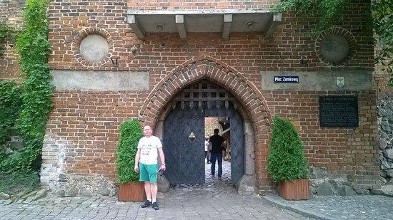 Ketrzyn, Poland: wejście