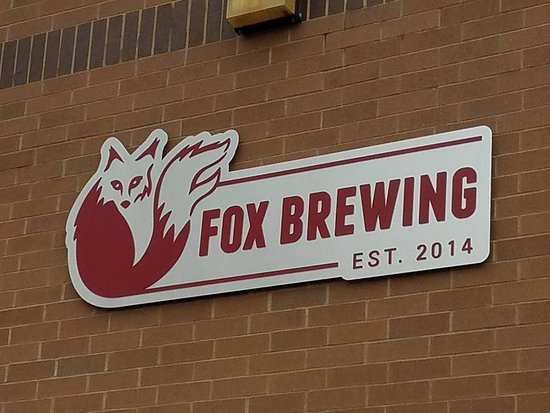 West Des Moines, IA: Fox Brewing