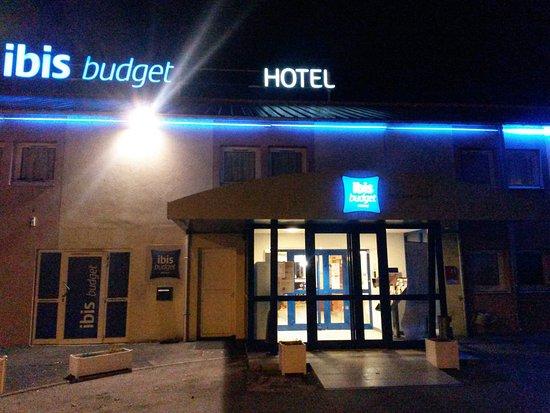 Ibis Budget Nuits Saint Georges : Entrée