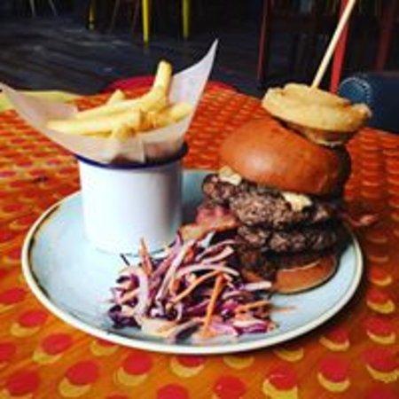 Swansea County, UK: Our Superhero Burger should fill the gap