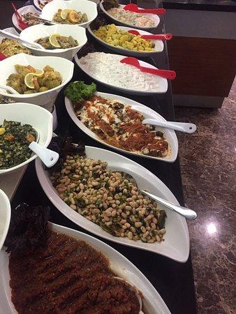 Ramada Cappadocia: Dinner
