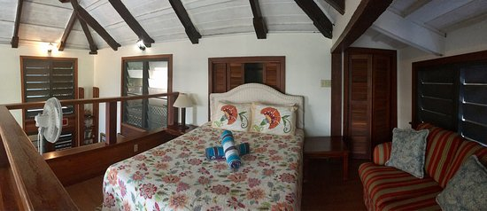 Aqua Bay Villas: This is the interior of Dolphina.  Fabulous!