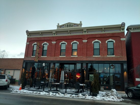 The Lariat: Building front