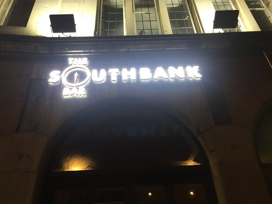‪The Southbank Bar‬