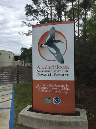 ‪Apalachicola National Estuarine Research Reserve‬