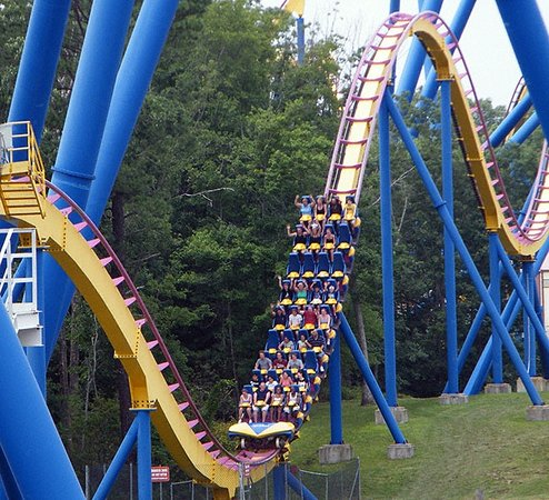 SAY NO to 6 Flags Great Adventure - Review of Six Flags