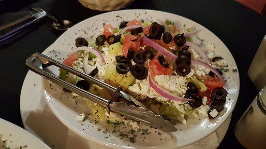 Greek Restaurant Victoria St Kitchener