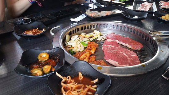 Gen Korean Bbq West Covina