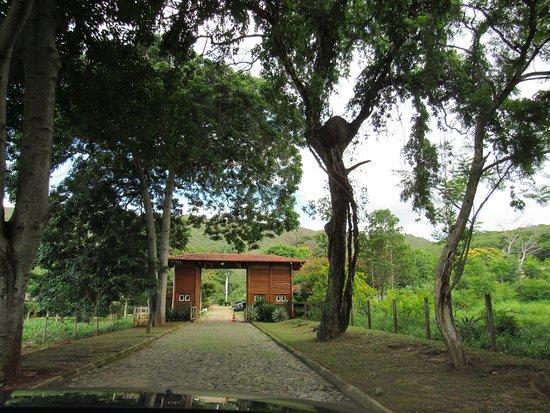 Rancho Cipo Pousada: Entrada da pousada