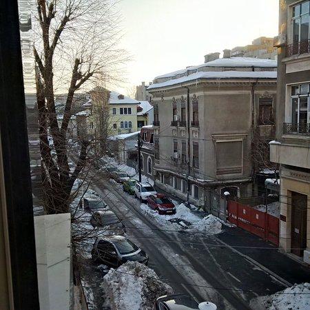 โฮเต็ล คริสติน่า: View from balcony