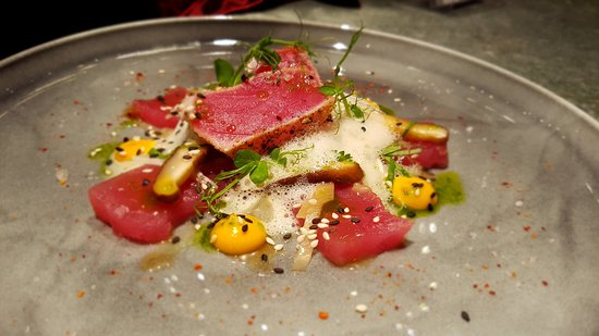 Meggen, Suisse : Tuna Kyoto Style