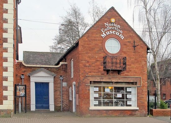 Bromsgrove, UK: The Norton Collection Museum