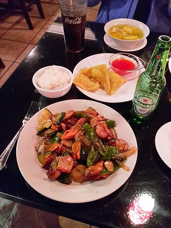 Southern Pines Chinese Food