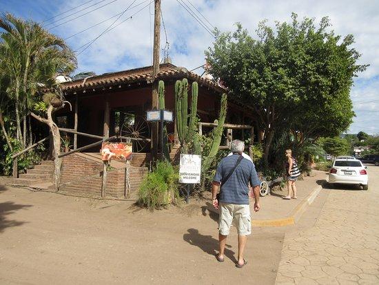El Quelite, Mexico: Los Arrieros Restaurant