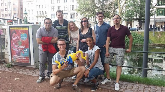 Free Walking Tour by AEGEE