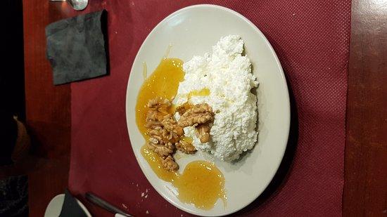 Sant Adria de Besos, Hiszpania: Nuestro menú de hoy