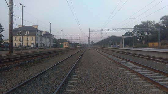 Dworzec kolejowy Radom