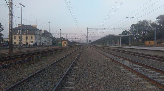 Railway station Radom