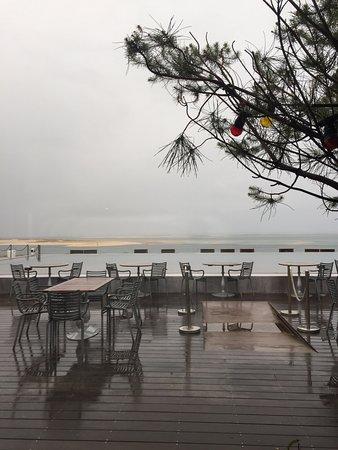 la corniche picture of restaurant la co o rniche pyla sur mer tripadvisor. Black Bedroom Furniture Sets. Home Design Ideas