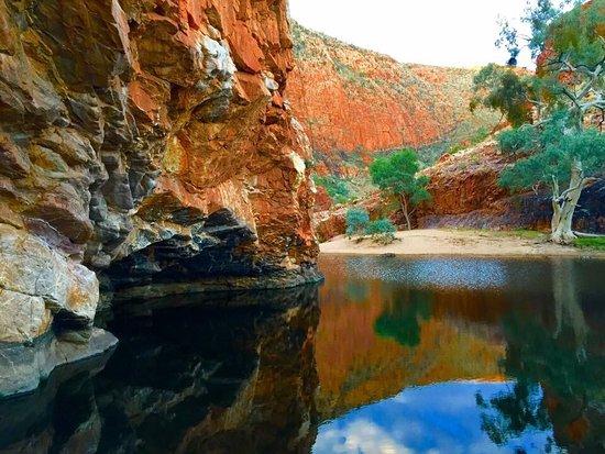 West MacDonnell National Park, Australie : Ormiston Gorge