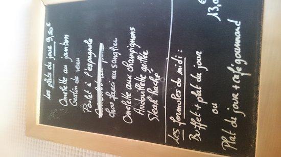 Restaurant La Bonne  Ef Bf Bdtoile Orleans
