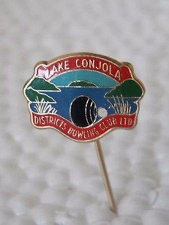 Lake Conjola Bowling Club Badge