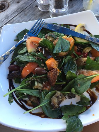 Nerang, Australia: Great roast veg salad