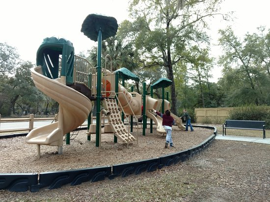 Walterboro, Carolina del Sud: Various photos taken at the park.
