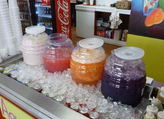 Spokane Valley, WA: Bebidas...