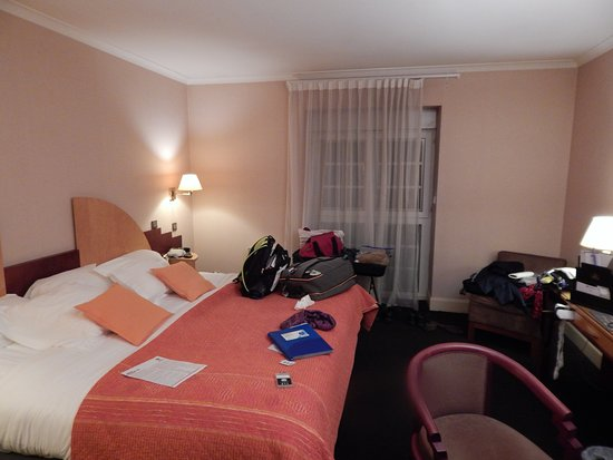 BEST WESTERN Poitiers Centre Le Grand Hotel Photo