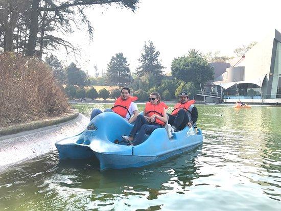 Lago Mayor Chapultepec