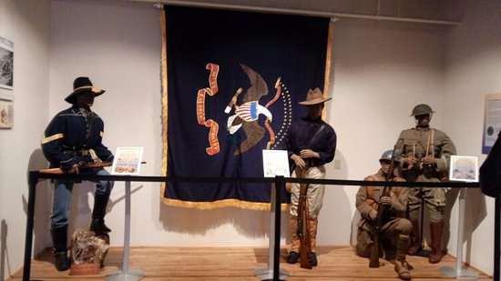 Fort Huachuca, AZ : Buffalo Soldiers during the Civil War and Spanish American War