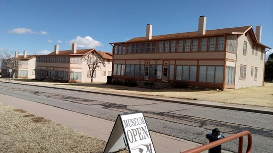 Original buildings on Fort Huachuca now on Historical District status