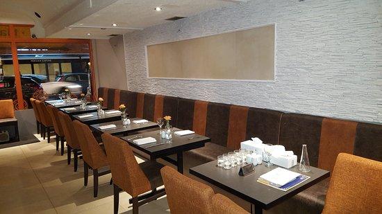 Navaratna: New look of Restaurant